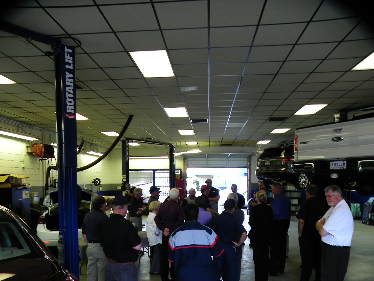 Ford And Acura Owners Clinic Success Butler Auto Group