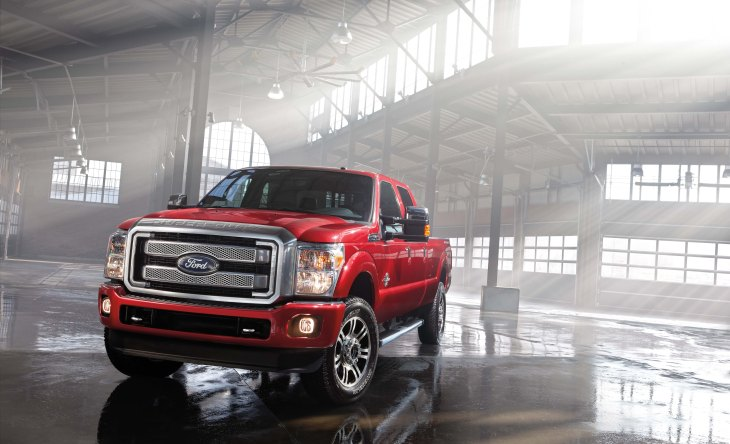 2013 Ford Superduty truck