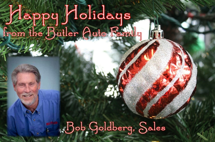 Holiday Bob Goldberg