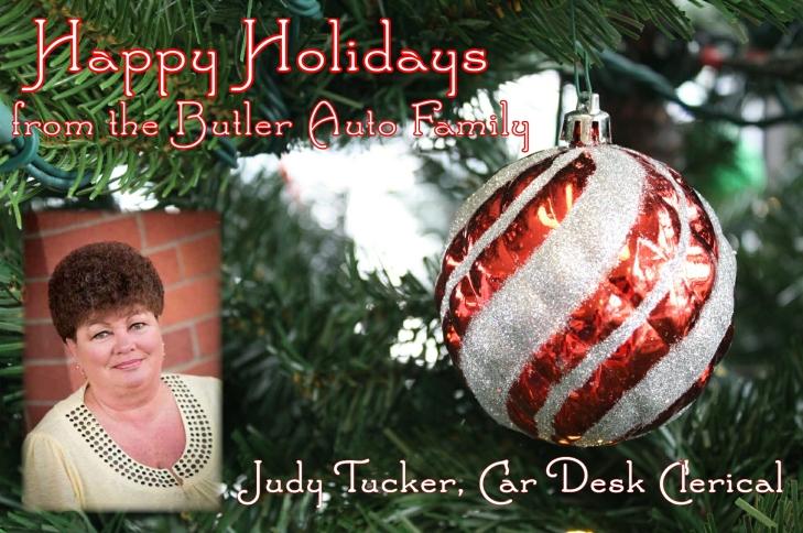 Holiday Judy