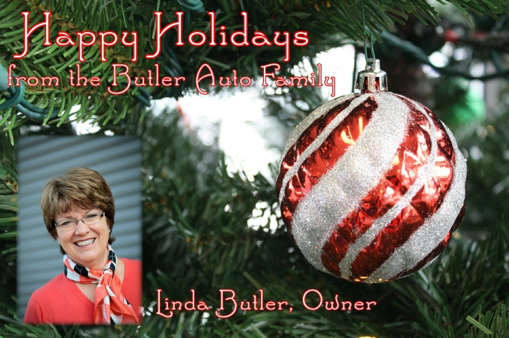 Holiday Linda Butler
