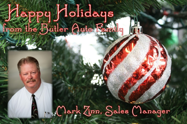 Holiday Mark Zinn
