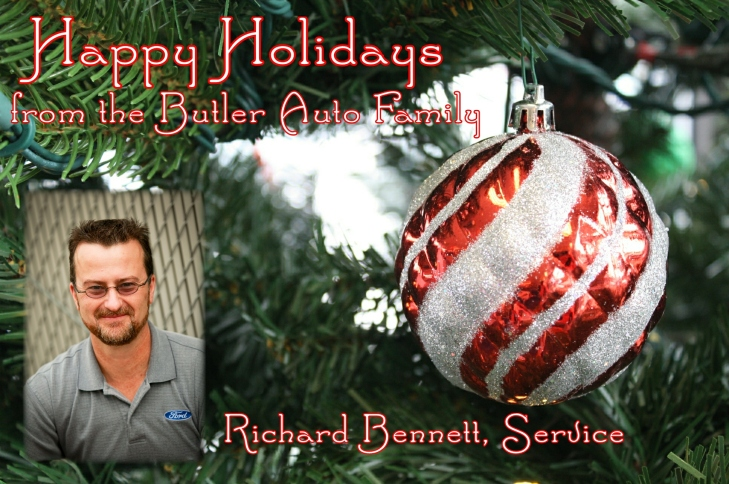 Holiday Richard Bennett