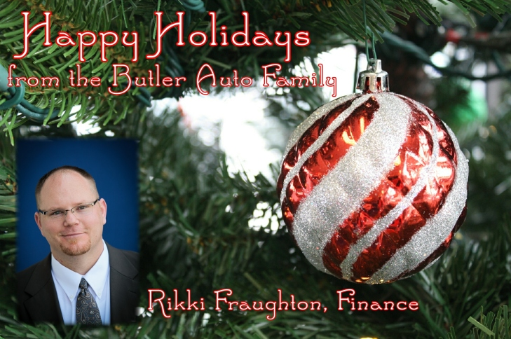Holiday Rikki