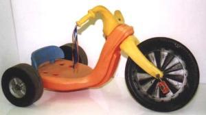 The classic 'Big Wheel'