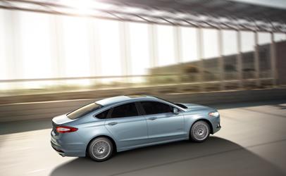 2013 Ford Fusion Energi plug-in hybrid
