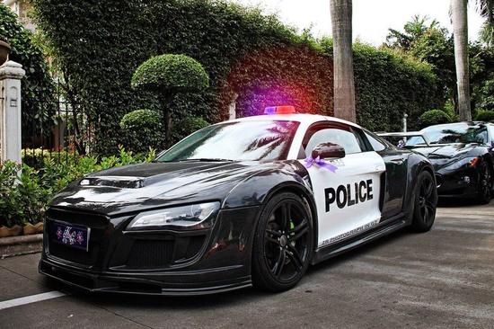 exotic police cars butler auto group 39 s blog. Black Bedroom Furniture Sets. Home Design Ideas