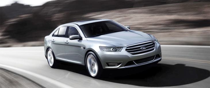 Recall includes 2013 Ford Taurus