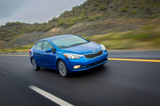 Ther technology-packed 2014 Kia Forte