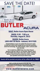 Acura Open House