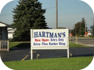 drive thru barber