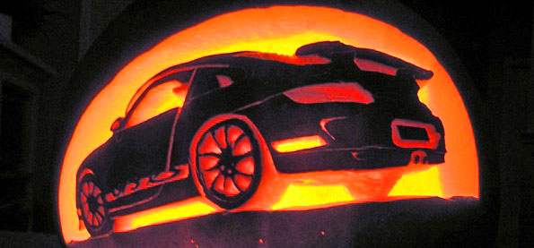 Drive 4 Ur School >> Putting the 'Car' in Pumpkin Carving | Butler Auto Group's Blog
