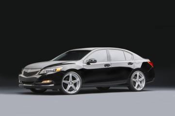 Acura RLX Urban Luxury Sedan
