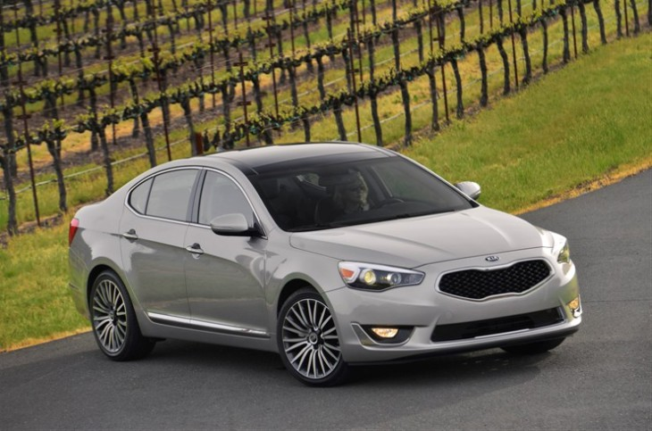 2014 Kia Cadenza, International Car of the Year