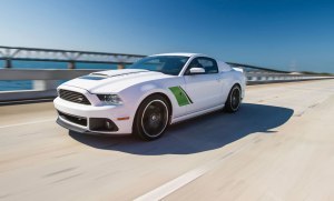 2014 Roush Stage 3 Mustang Aluminator