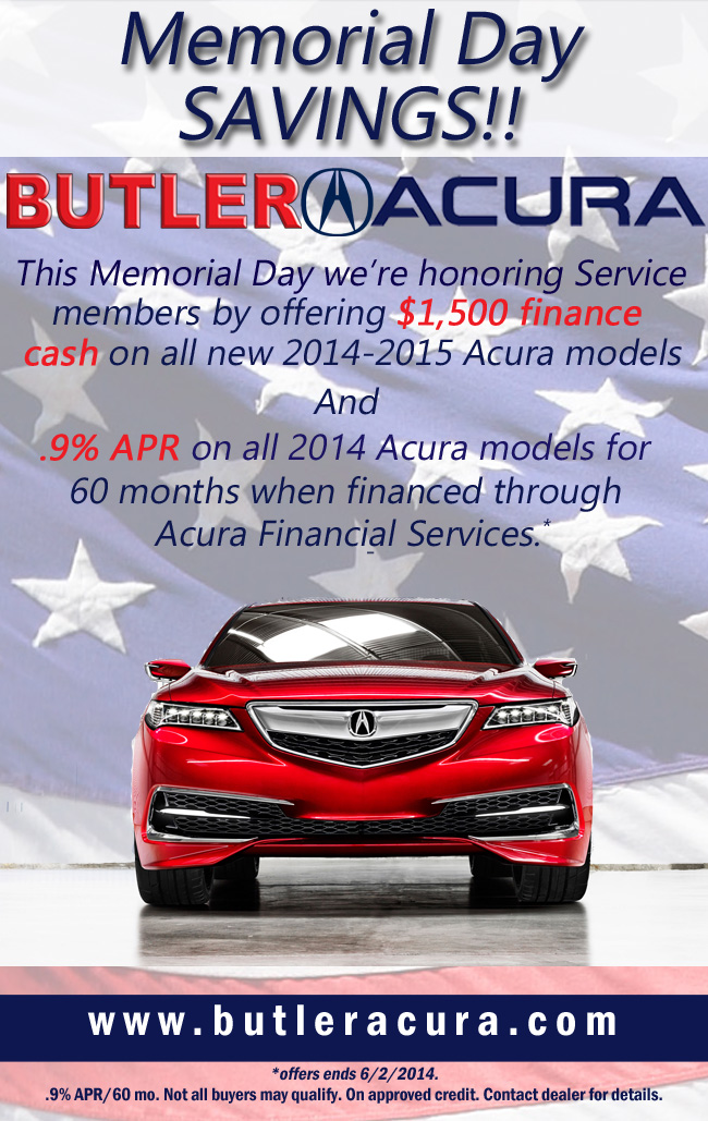 Acura Memorial Day eblast 2014 copy