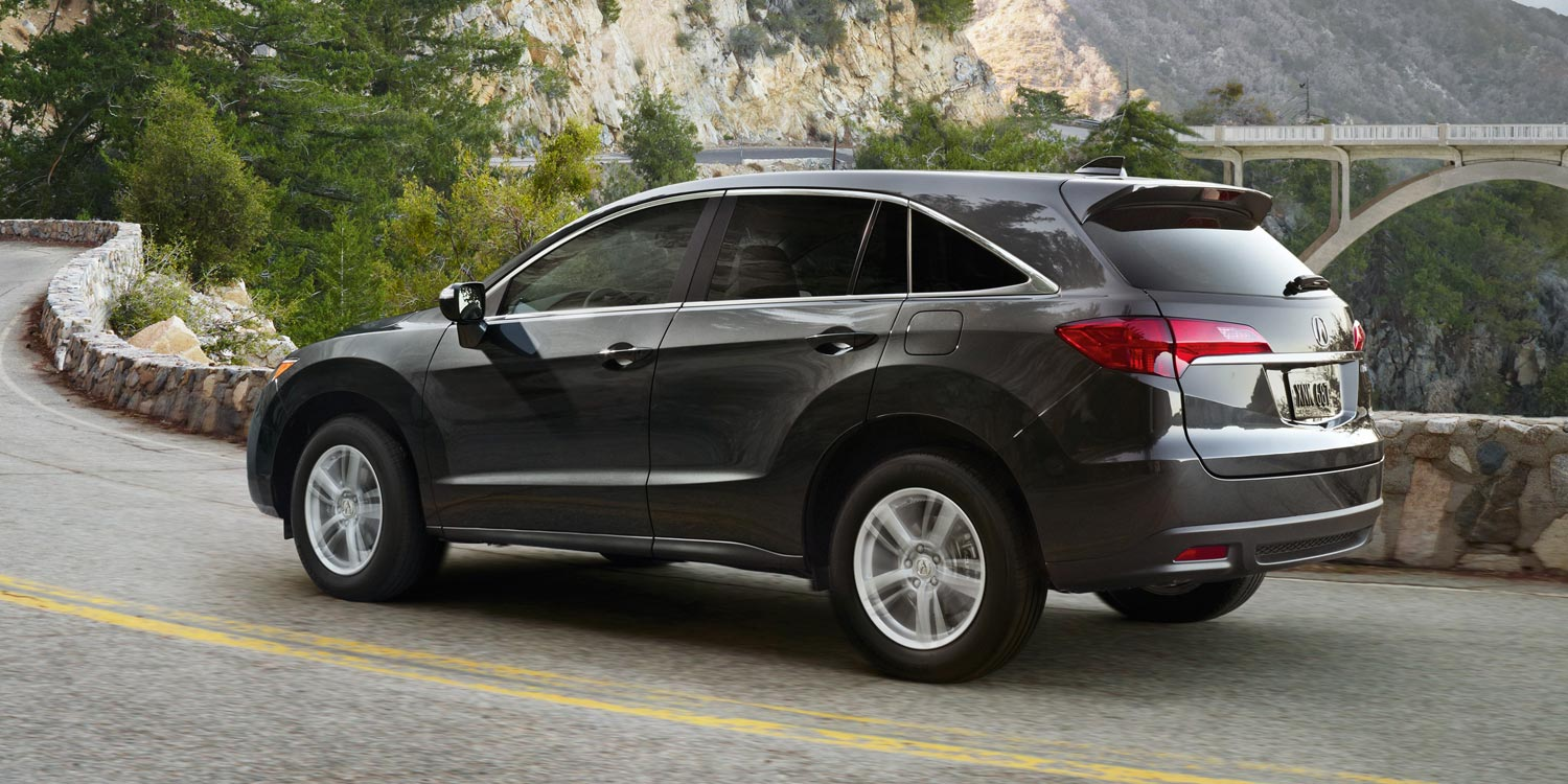 nhtsa gives 2015 acura rdx 5 star safety rating butler. Black Bedroom Furniture Sets. Home Design Ideas