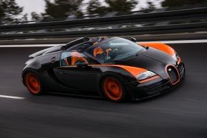 Bugatti Veyron / Image courtesy:  Edmunds.com